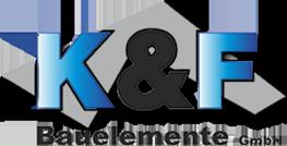 K & F Bauelemente GmbH - Logo